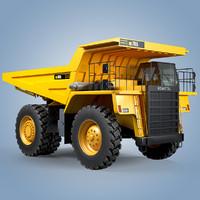 Dump Trucks Komatsu HD785
