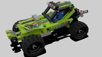 Lego Technic Desert Racer