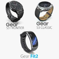 Samsung Gear Smartwatch Collection
