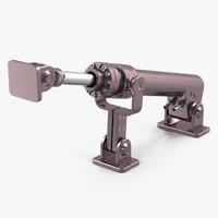 Anodized Hydraulic Cylinder 8