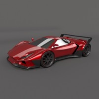Arrowon sports car concept