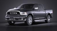 Dodge RAM 1500 Laramie Limited 2015 VRAY