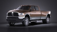 Dodge Ram Heavy Duty 2014 VRAY