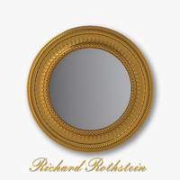 Richard Rothstein mirror 3D model