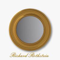 Richard Rothstein mirror 3D model
