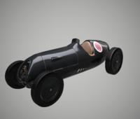 Race Car old style