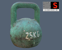 Old Russian Kettlebell