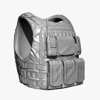 Tactical Vest HD