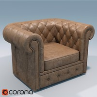 Classik sofa armchair