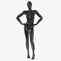 Female mannequin 4