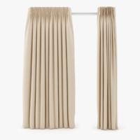 Modern curtain 001