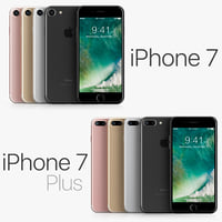 iPhone 7 and iPhone 7 Plus All Colors