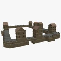 RTS_RPG_Medieval_city_walls