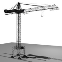 free max mode tower crane kbgs-450