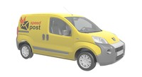 Peugeot Bipper Post Dilivery