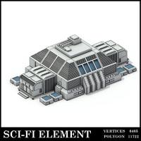 Scifi Element 3