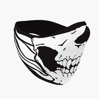 Skull Balaclava Mask