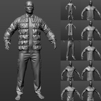 21 Hipoly Outfits