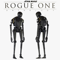 K-2SO Star Wars Droid