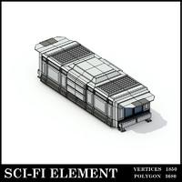 Scifi Element 4