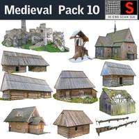 Medieval  Pack 10