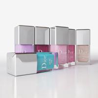 Nail polish Dior