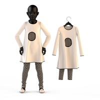 Child Baby girl dress 6