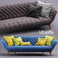 Vibieffe VICTOR Sofa