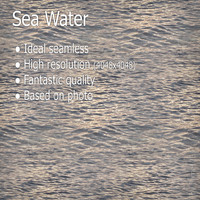 Sea Water (calm)