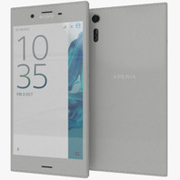 Sony Xperia XZ_Platinum