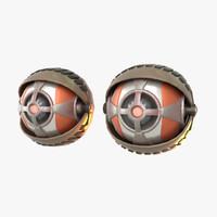 Robot Eyes One