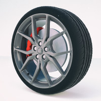 Focus RS Wheel
