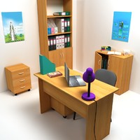 Office Room Pack 4