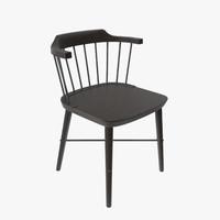 Stellar Works Exchange Chair