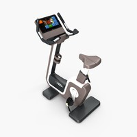 Bike technogym cardio artis gym
