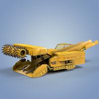 Continuous Miner CM 345