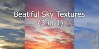 Beautiful Sky Textures (3 in 1)