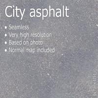 City asphalt