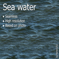 Sea Water (stormy)