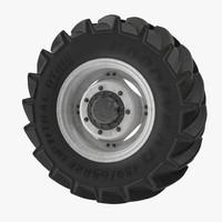 Truck Wheel G