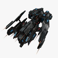 fi ship fighter 3ds
