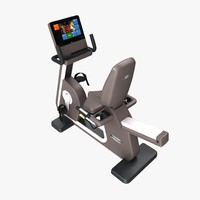 Recline technogym cardio artis gym