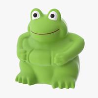 Bath Toy - Frog