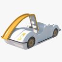 pedal boat 3D models