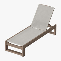 Outdoor Chaise 03