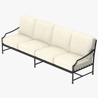 Patio Couch 02