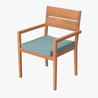 Patio Chair 01