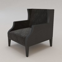 Caraibe Chair by Christian Liaigre