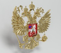 coat of arms  Russian Federation