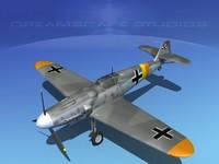 Messerschmitt BF-109 V01